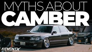 Myths About Camber