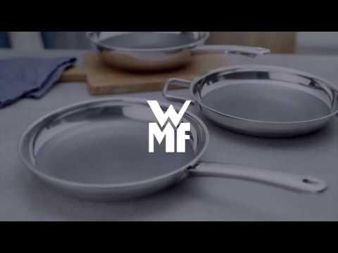 WMF Profi Resist - Hoe gebruik je de koekenpan?