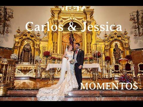 Momentos Boda Carlos y Jessica - Sevilla