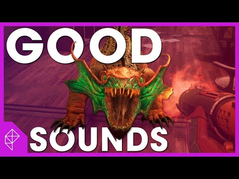 How game developers make looting sound so pleasurable