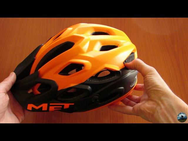 Видео Шлем MET Lupo Black/Yellow (матовый)