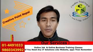 Online Business in nepal in 2018