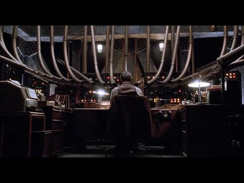 "THE SHADOW (Jerry Goldsmith - 1994) : ""The Sanctum"""