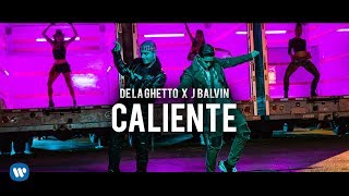 Caliente - De La Ghetto (Video)