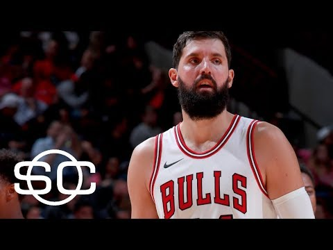Nikola Mirotic has fractured bone in face from altercation with Bobby Portis   SportsCenter   ESPN