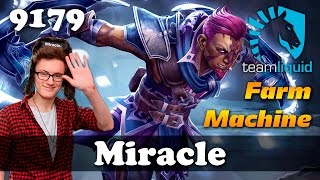 Miracle Anti Mage [Farm Machine] | 9179 MMR Dota 2