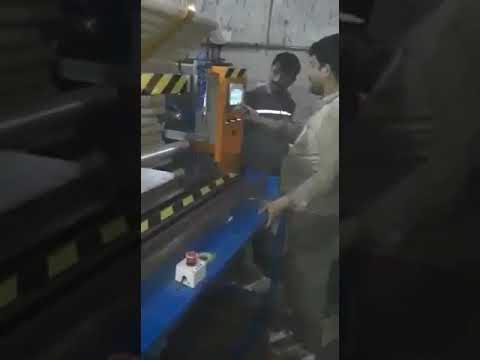 Toilet Paper Roll Making Machine