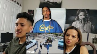 MOM REACTS TO DJ Khaled  Higher Ft. Nipsey Hussle, John Legend REACTION