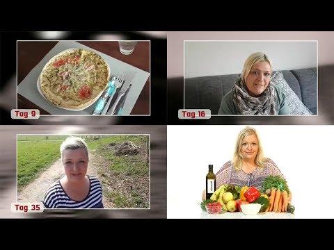 Die Diät für 5 Tage auf 3 kg in den häuslichen Bedingungen abzumagern