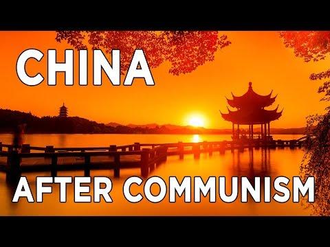 China After Communism Falls