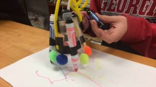 STEM Lab Art Creation!