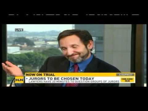 Meg Strickler on HLN discussing Michael Jackson death and Dr. Conrad Murray trial on 9/23/11