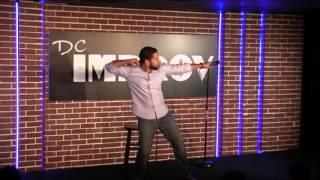Leon Scott - DC Improv Open Mic