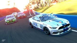 GT Sport - Weekly Race Bathurst - Mountain Rush Hour