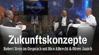 Plan B – Rico Albrecht & Oliver Janich im Streitgespräch