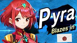 Super Smash Bros Ultimate Pyra + Mythra Character Trailer + Cutscenes (Nintendo Direct 2021) DLC 9