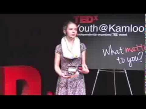 The Art Of Accepting Compliments: Emily McIntyre At TEDxYouth@Kamloops Mp3