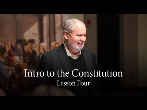 Lesson Four | Consent of the Governed