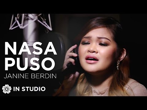 Janine Berdin Nasa Puso From Kadenang Ginto In Studio