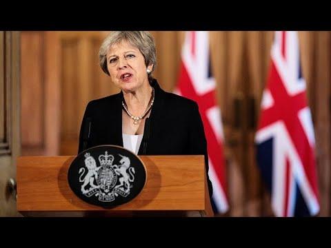 Τερέζα Μέι: Σε αδιέξοδο οι συζητήσεις για το Brexit