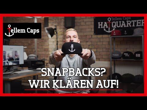 Was ist eine Snapback Cap? Wichtige Tipps & Aufklärung! | We Tellem