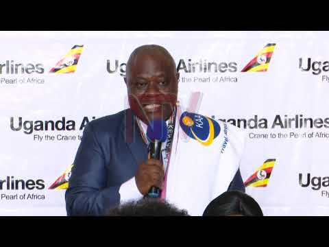Uganda Airlines launches maiden direct flight to Mombasa