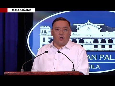 [UNTV]  Malacañang: 2019 midterm elections to proceed as scheduled
