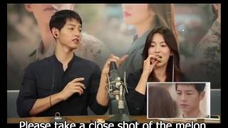 DotS DVD Cut Director Grup Commentary English Sub - SHK Eat Melon