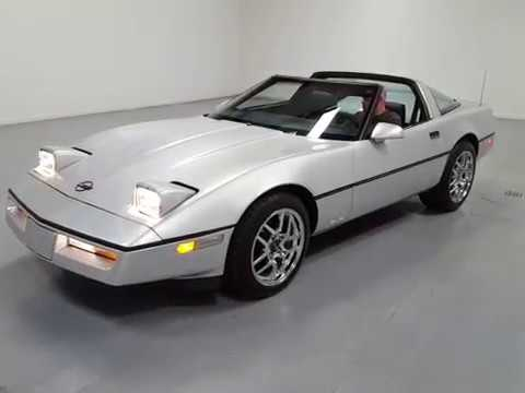 Video of '85 Corvette - OX5T