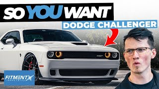 So You Want A Dodge Challenger