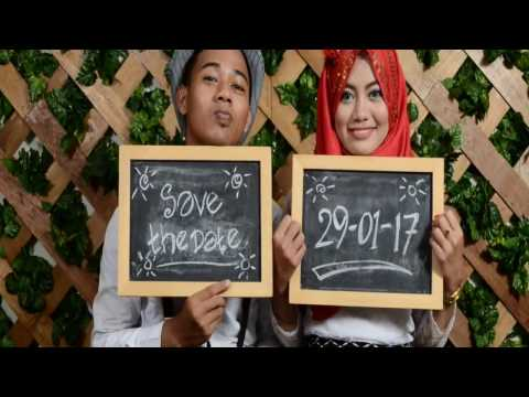 Video Undangan Elektronik dan Di Balik Layar Pre Wedding #Jaka&Rea