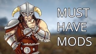 Top 10 Skyrim Mods you should ALWAYS have (PC, XBOX)
