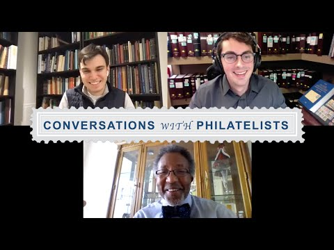 Conversations with Philatelists, Episode: 36 with Roy Betts