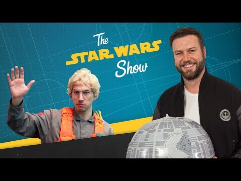 Taran Killam Talks Matt the Radar Technician, We Check Out Fan-Made Droids, and More!