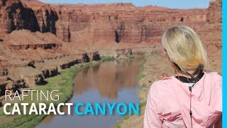 RAFTING CATARACT CANYON IN MOAB, UT (KYD EP 107)