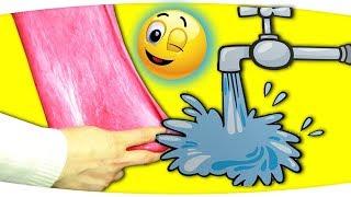 En Kolay Slime Yapımı ve Sıcak Su Banyosu Nasıl Yapılır ? DIY - Easiest Slime and Hot Water Bath