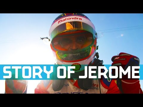 An Unbelievable Journey! The Rise Of Jerome d'Ambrosio In Formula E