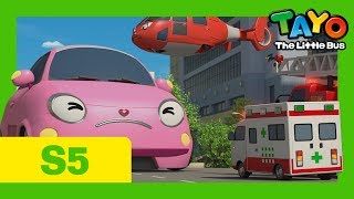 Tayo S5 EP21 l Heart Has Grown Bigger l Tayo the Little Bus