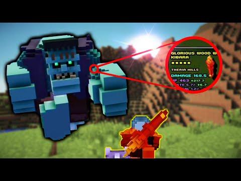 LEGENDÁRNÍ LOOT Z OBŘÍCH MONSTER!! (Cube World #4)