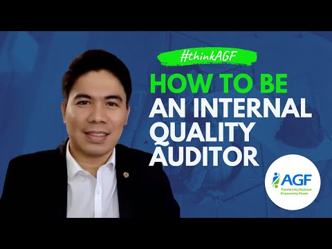 How to Become an ISO 9001:2015 Internal Quality Auditor - YouTube