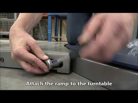 CTT 230: Installing the ramp