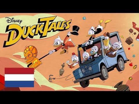 Ducktales 2018 opening Nederlands [Dutch] +lyrics HD