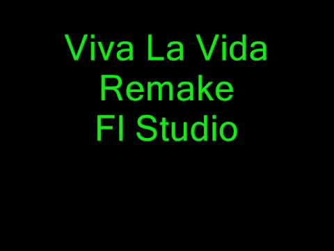 Viva La Vida - Coldplay On Fl Studio Mp3