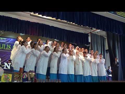 SMK CONVENT BUKIT NANAS CHORAL SPEAKING 2018