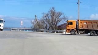 Дорога к Керченскому мосту