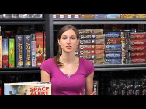 Recenze české deskové hry Space Alert