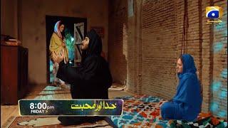 Khuda Aur Muhabbat 2nd Last Mega Episode  Huda Aur Muhabbat Episode 37 and 38 complete last episode