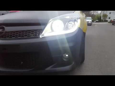 Dynamic LED Blinker  Audi Style  NEW Opel Astra H