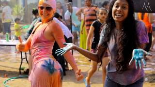 Holi in Goa 2016 / Marbela Beach