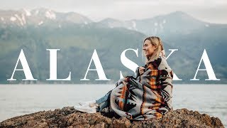 My Solo Trip to ALASKA | Cruising From Vancouver to Anchorage